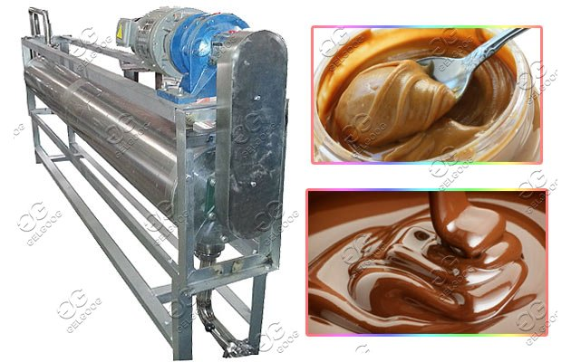 Nut Butter Sesame Tahini Cooling Machine|Cocoa Paste Cooling Equipment