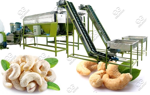 Advanced Cashew Shelling Processing Machine Line Price