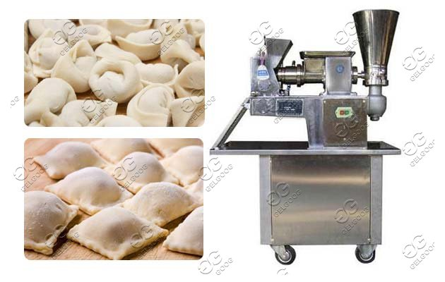 Automatic Dumplings Making Machine|Commercial Samosa Wonton Empanada Pierogi Machine