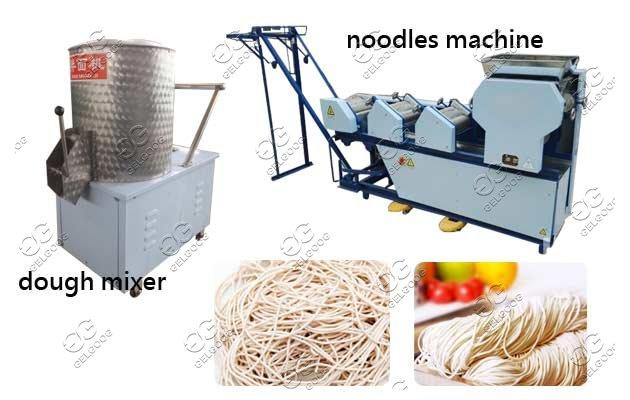 Commercial noodles Making machine |Chinese noodles Maker