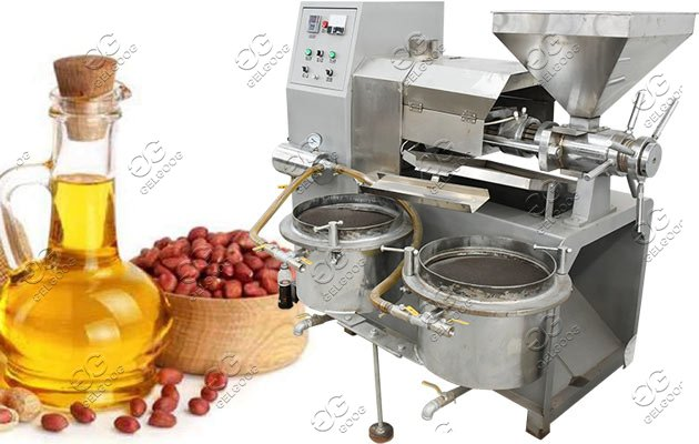 Multi-purpose Screw Oil Extractor Machine|Pure Oil Mill Pressing Machine