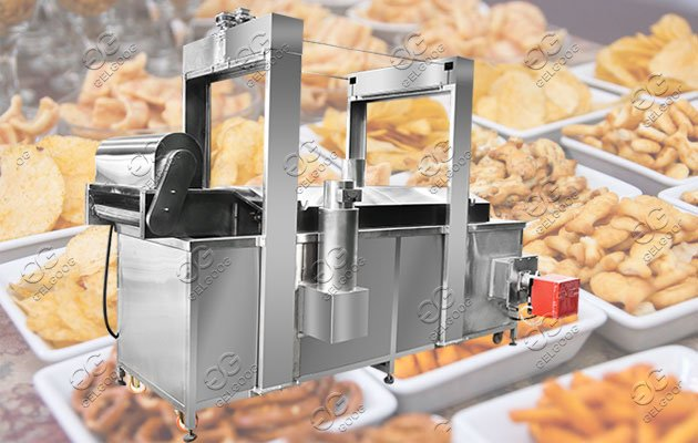 chips fryer machine
