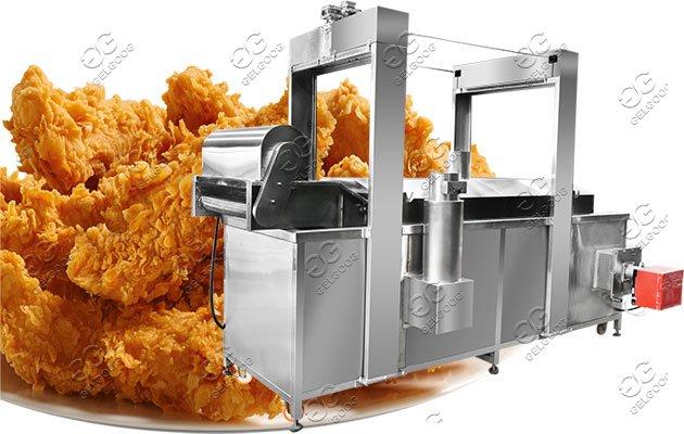 Broasted Chicken Commercial Frying Machine|Fried Chicken Machine Price