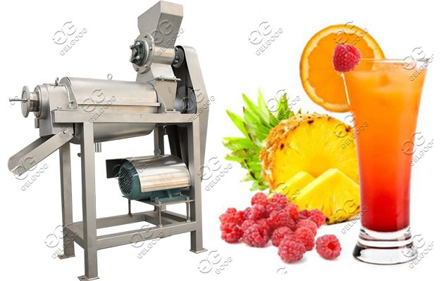 Multi-purpose Spiral Juice Extractor|Industrial Orange Juicer Machine