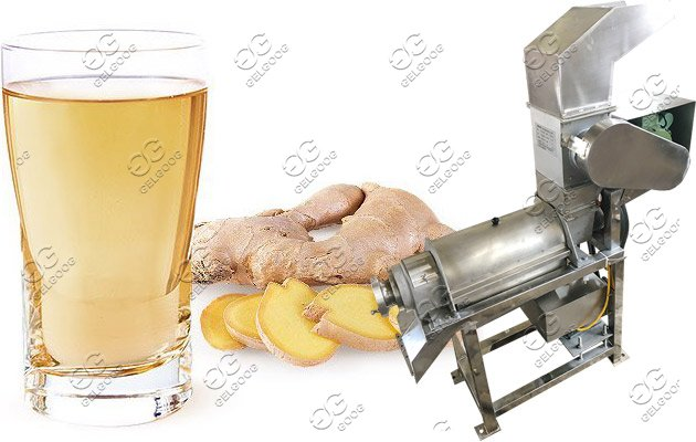 ginger juicer making machine