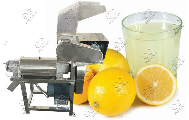Fruit Crushing Juice Extraction Machine|Ginger Juicer Making Machine