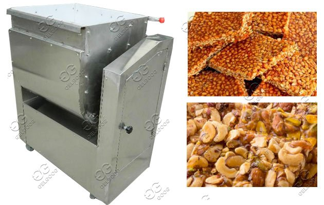 peanut candy making machine line