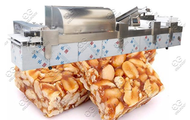 peanut brittle making machine line