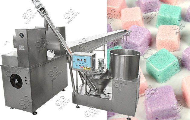 Automatic Sugar Cube Machine Coffee Sugar Production Line