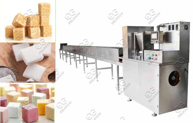 Automatic Sugar Cube Machine|Coffee Sugar Production Line