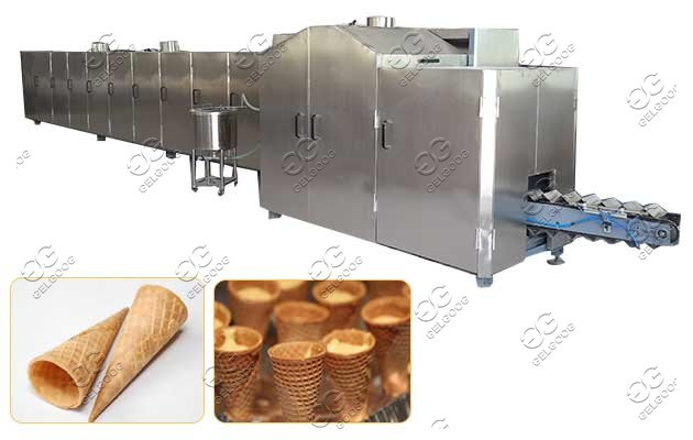 Commercial Rolled Sugar Cone Making Machine Price