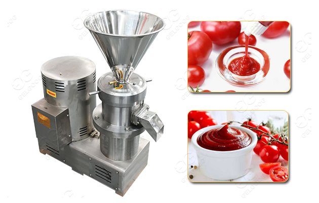 Stainless Steel Tomato Sauce Ketchup Grinder Machine