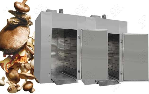 Mushroom Dehydrated Drying Machine Factory Price