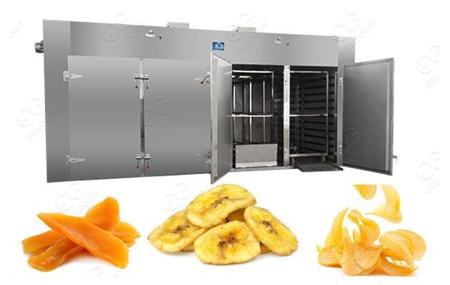 Industrial Mango Banana Fruit Dehydrated Dryer Machine