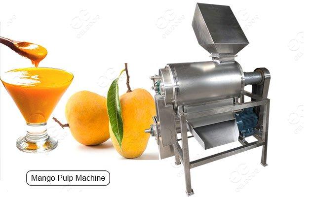 Multi-purpose Fruit Pulper Machine|Industrial Fruit Mango Juice Extraction Machine