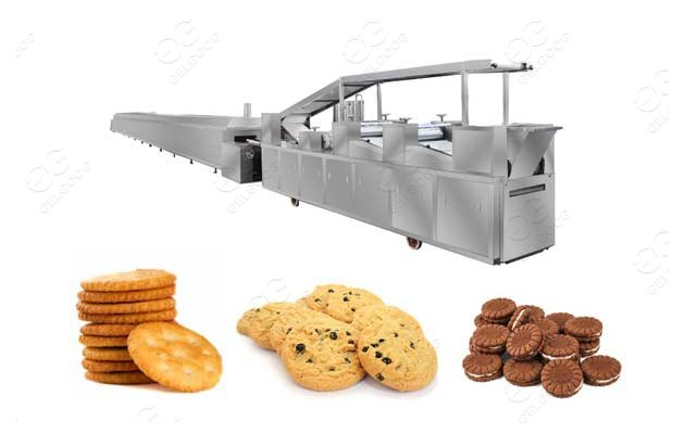 Production Line For Biscuit Cookie Chinese Manufacturer