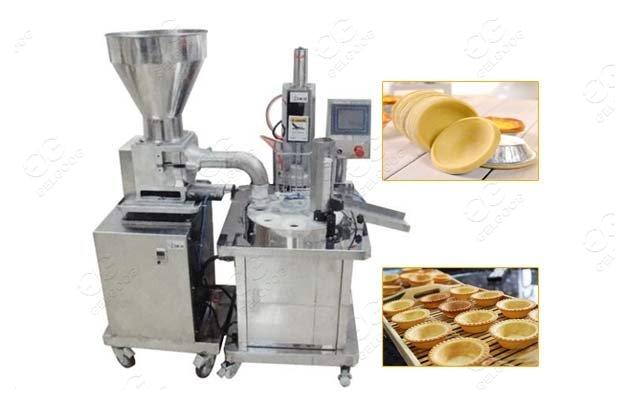Automatic Egg Tart Shell Maker Machine|Tartlet Press Machine Cost
