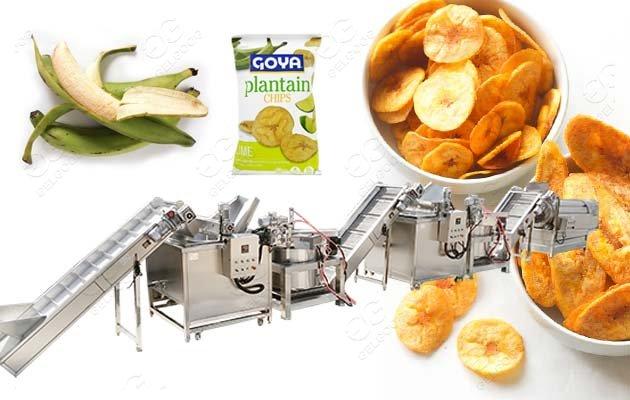Industrial Plantain Chips Kpekere Making Machine Price