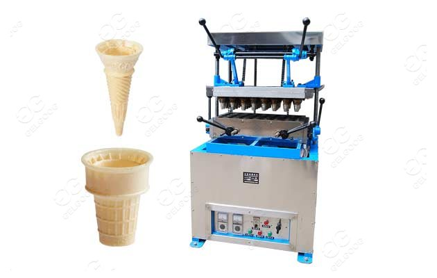 Ice Cream Wafer Cones Making Machine GGDW-40