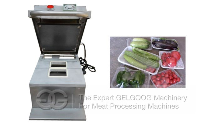 sc 1 st  GELGOOG Machinery & Manual tray sealing machine