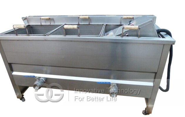 banana chips automatic fryer