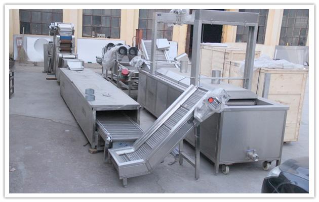 Compound Potato Chips Making Machine