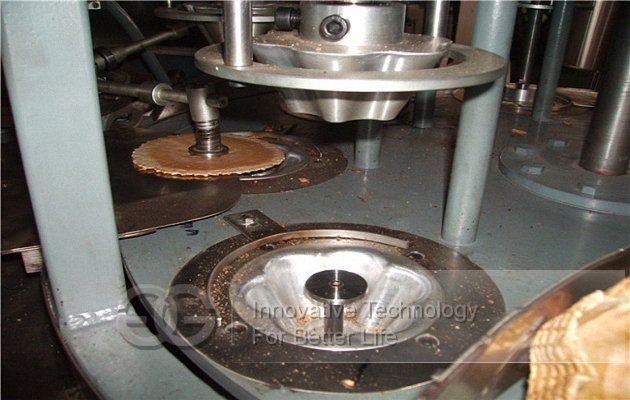 waffle cups machine