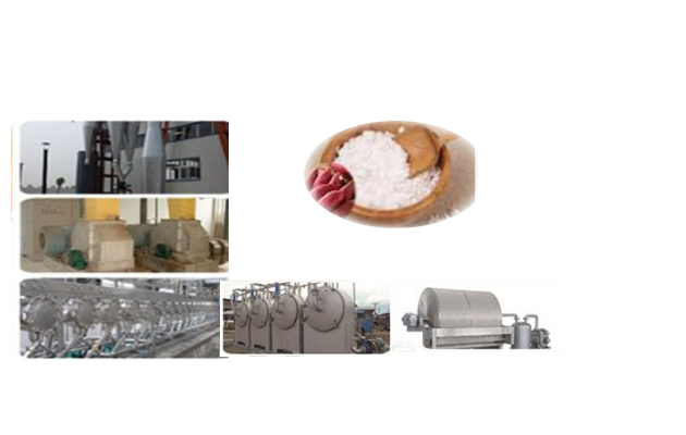 Price Sweet Potato Starch Production Plant Manufacturer