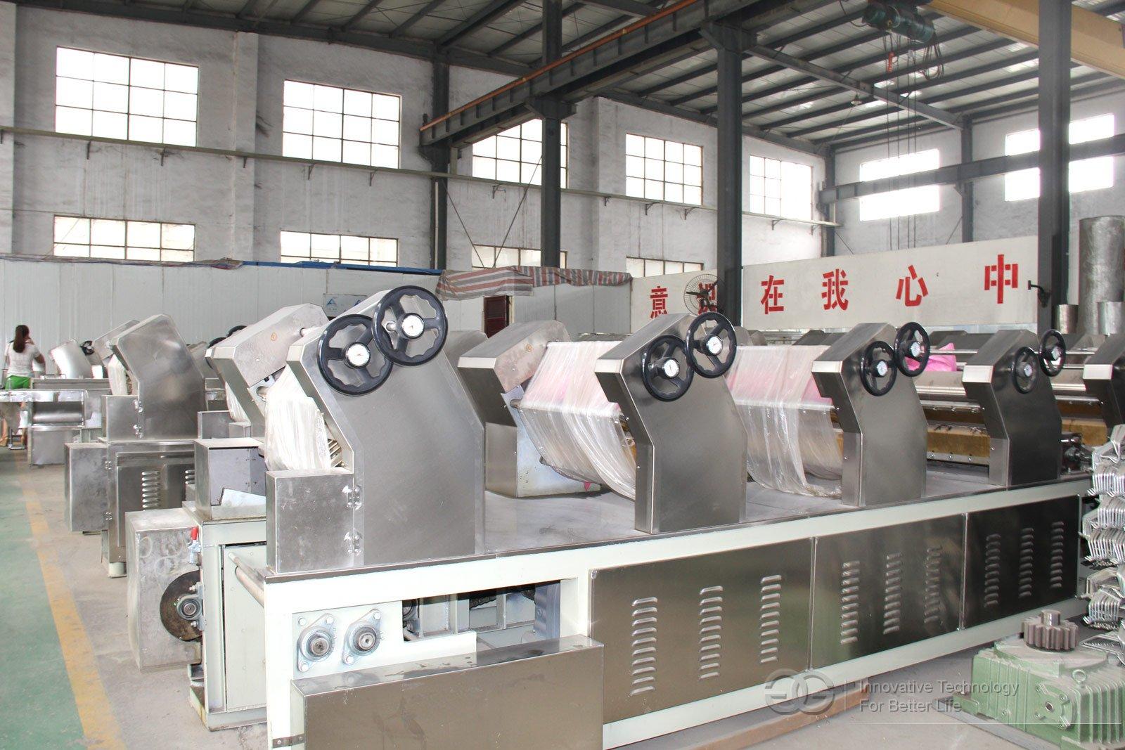 GELGOOG Compound Dough Rolling Machine
