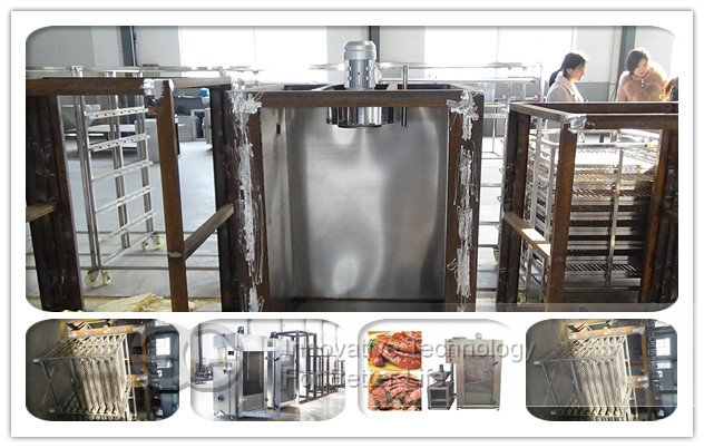 Commercial Smoking Ovens
