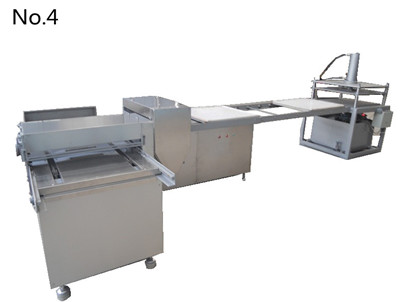 Sesame Brittle Molding And Cutting Machine