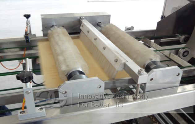 biscuit wafer machine