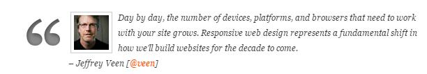 why responsive website