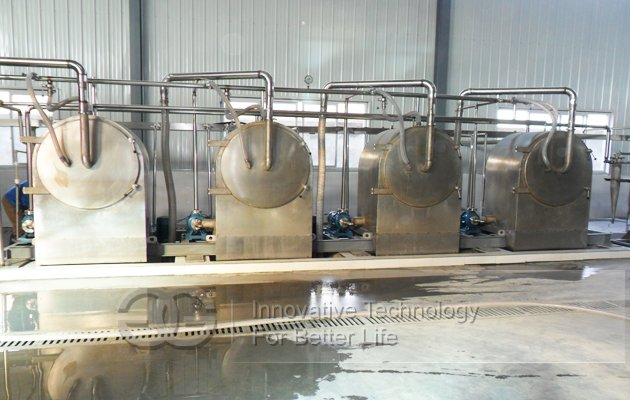 Pueraria Starch Machine