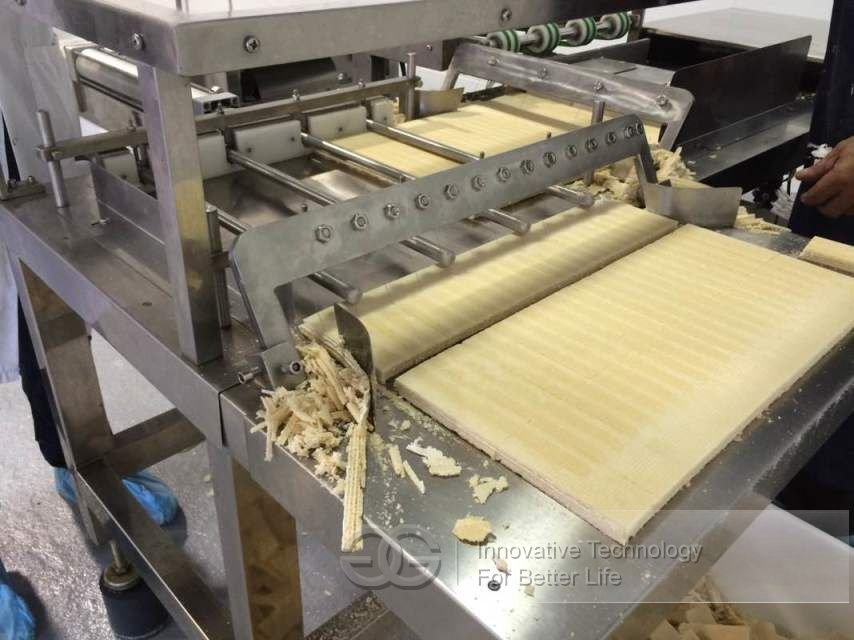 Wafer Machine Testing