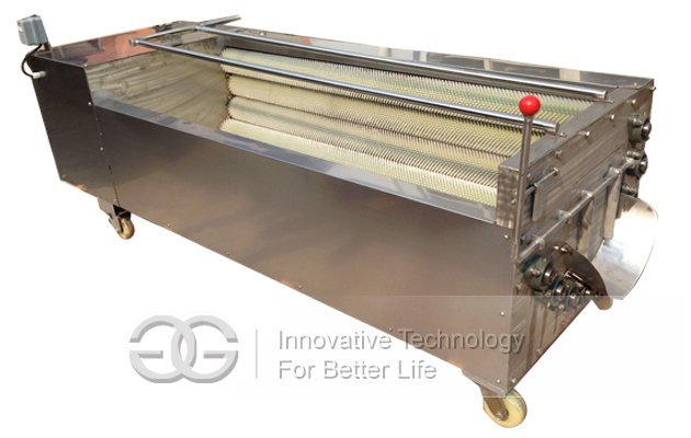 Potato cassava Washing Peeling Machine