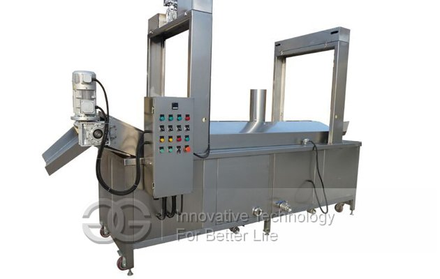 Chips Continuous Fryer Machine