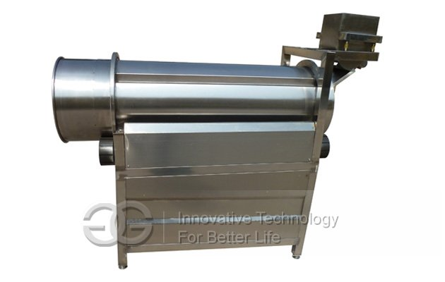 Chips Drum Flavoring Machine