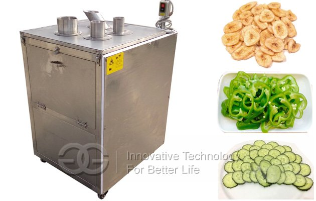 potato chips slicing machine