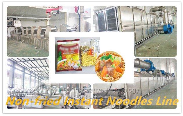 Instant Noodles Line