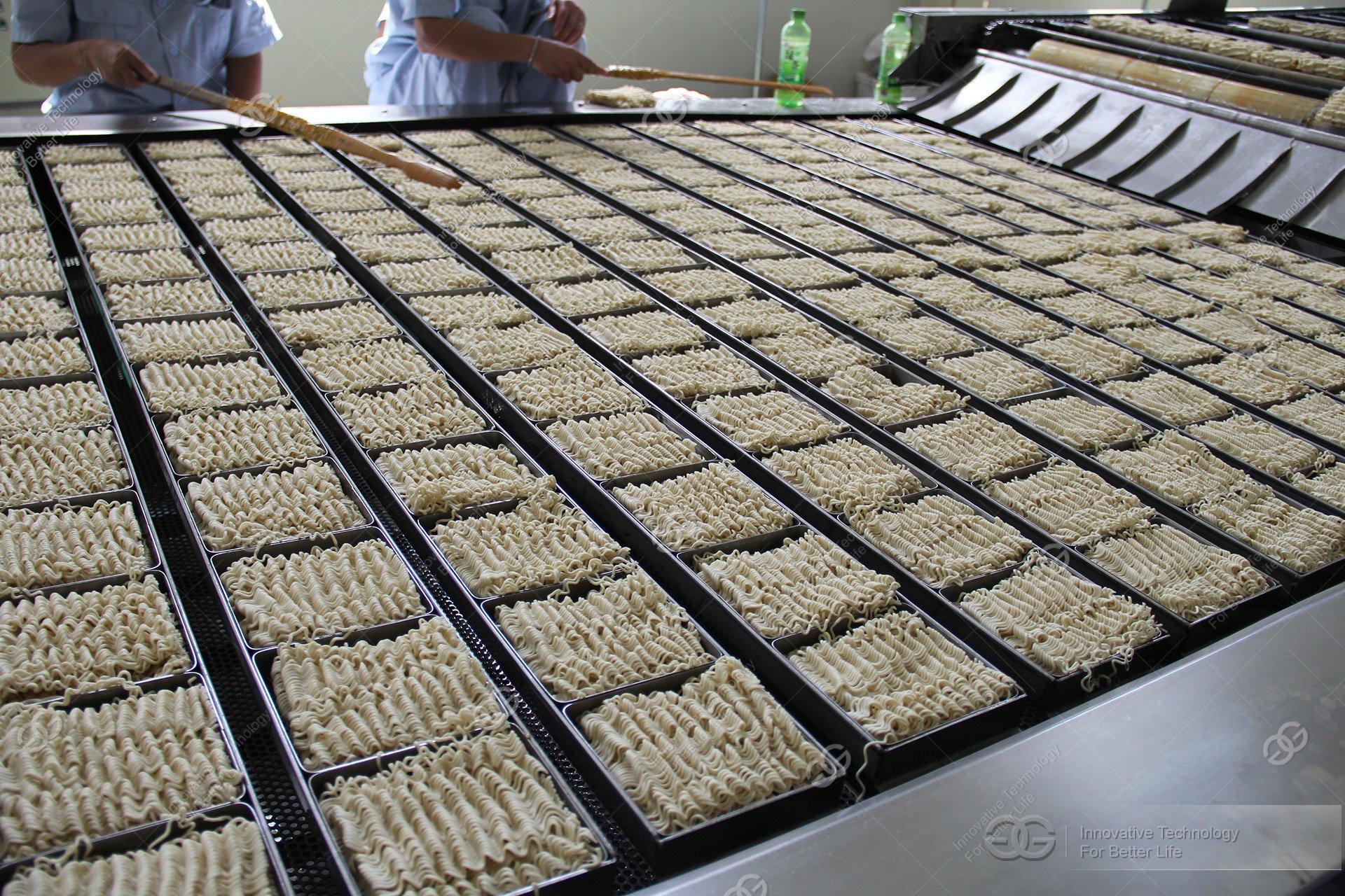 GELGOOG Instant Noodle Manufacturing