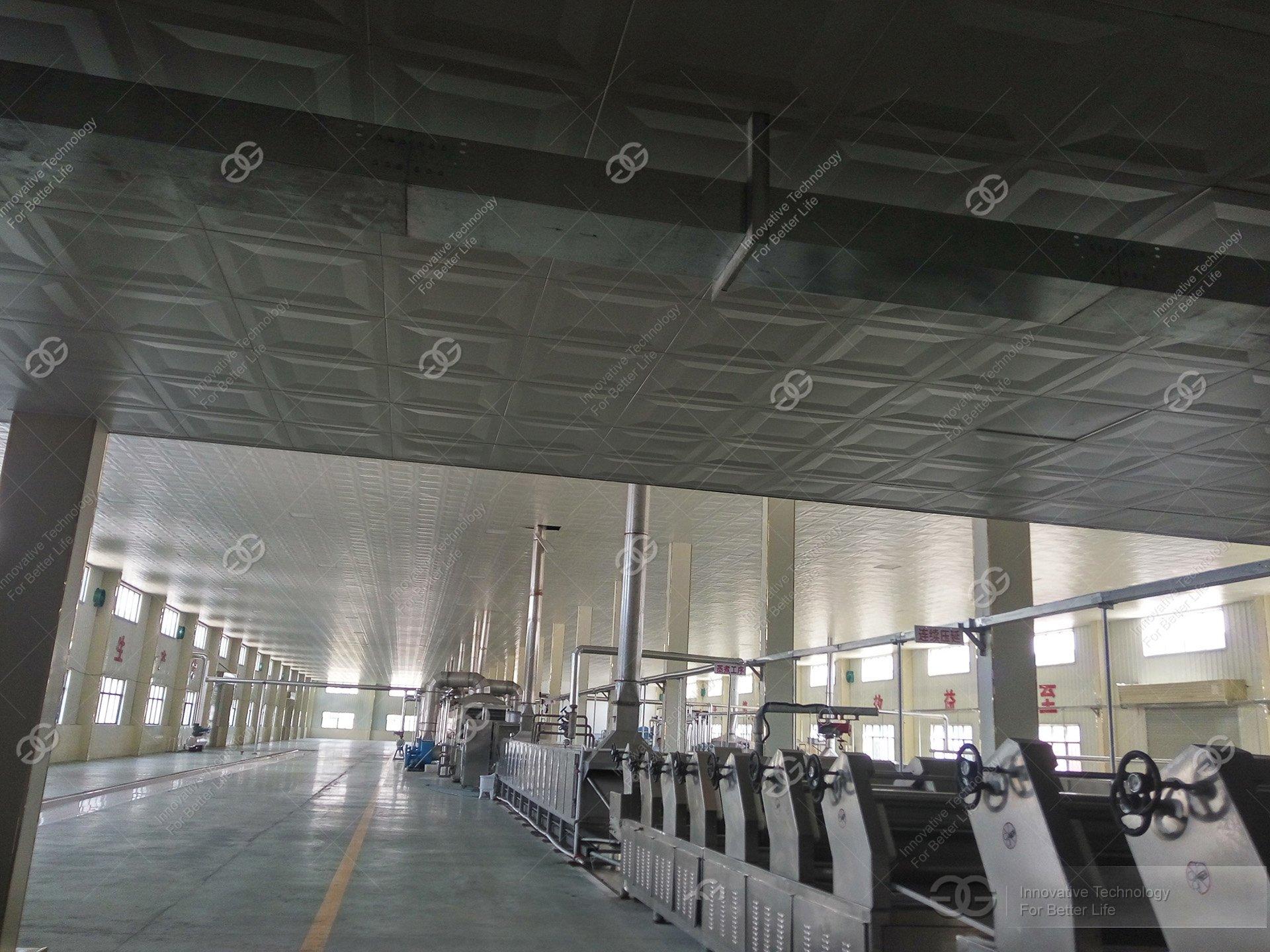GELGOOG Factory Visiting