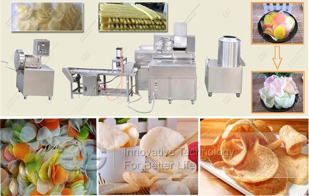 automated 3d pellet snacks machine