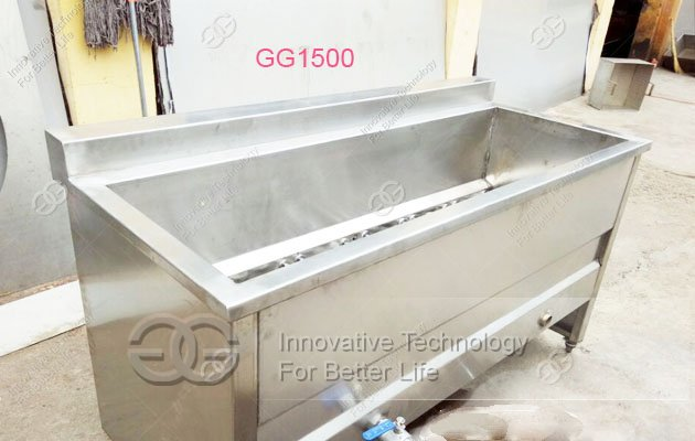 electric potato chips fryer