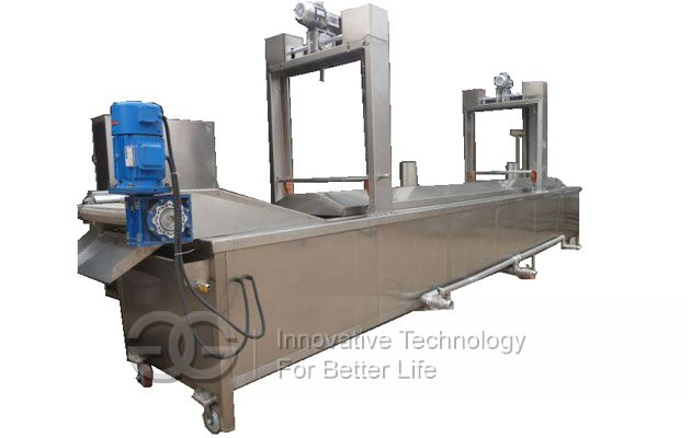 industrial pork crackling machine