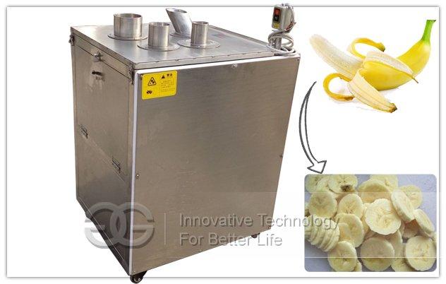 banana chips slice cutter machine