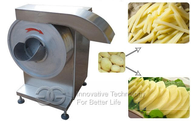 commercial french fry cutter