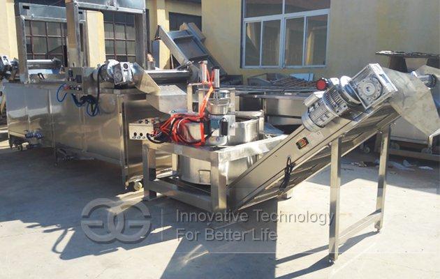 potato flakes manufacturing