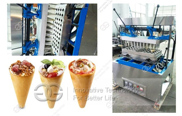 Conical Pizza Machine