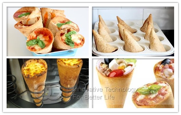 pizza cone machine cost